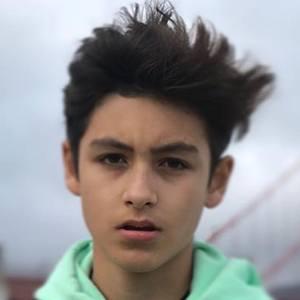 Marcel Ruiz 3 of 6