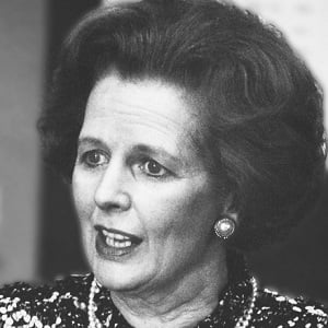 Margaret Thatcher 3 of 6