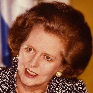 Margaret Thatcher 4 of 6