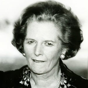 Margaret Thatcher 6 of 6