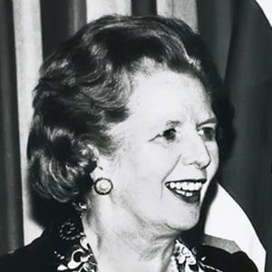 Margaret Thatcher 7 of 9