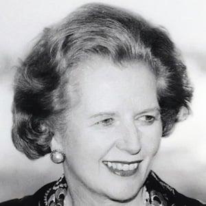 Margaret Thatcher 8 of 9