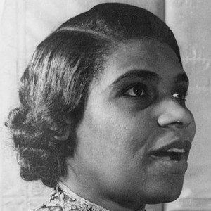 Marian Anderson 4 of 4