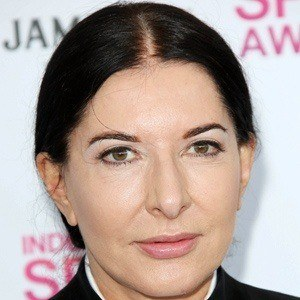 Marina Abramovic 2 of 5