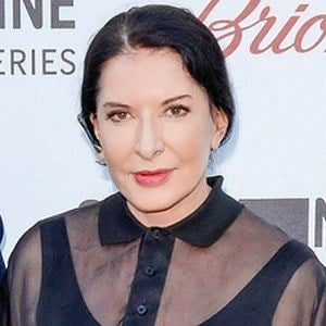Marina Abramovic 5 of 5