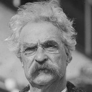 Mark Twain 5 of 5