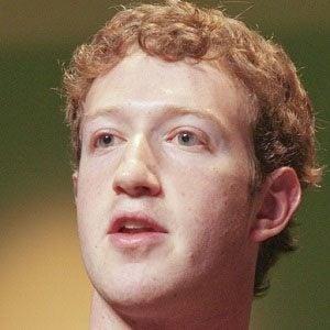 Mark Zuckerberg 2 of 4