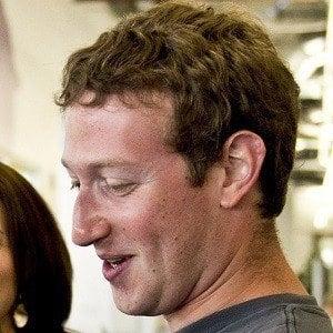 Mark Zuckerberg 3 of 4