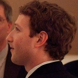Mark Zuckerberg 4 of 4