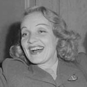 Marlene Dietrich 3 of 6
