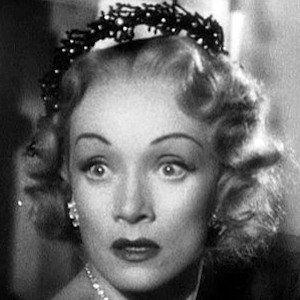 Marlene Dietrich 5 of 6
