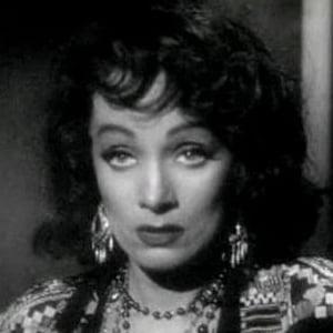 Marlene Dietrich 6 of 6