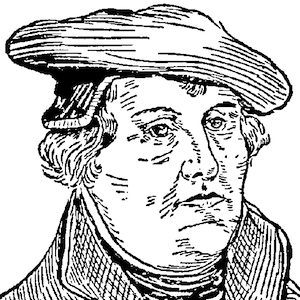 Martin Luther 6 of 6