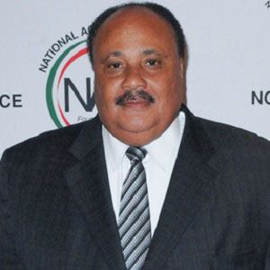 Martin Luther King III 2 of 3