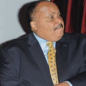 Martin Luther King III 3 of 3