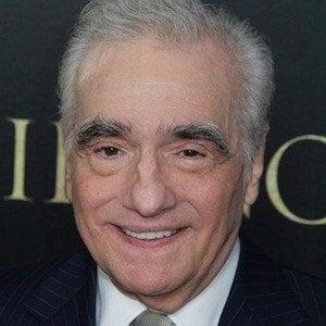Martin Scorsese 10 of 10