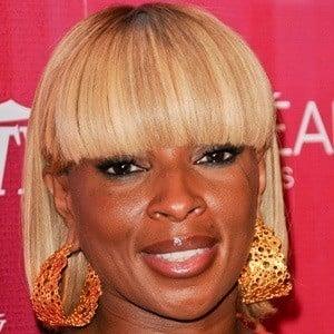 Mary J. Blige Headshot 2 of 10