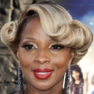 Mary J. Blige Headshot 5 of 10