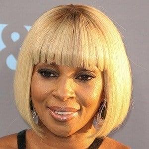 Mary J. Blige Headshot 10 of 10