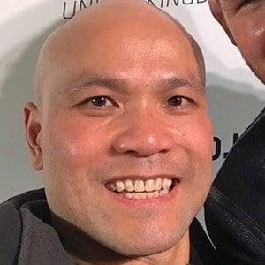 Master Wong Headshot 2 of 6
