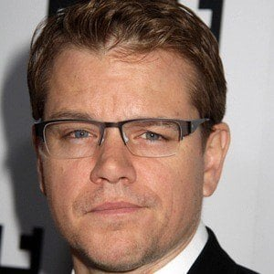 Matt Damon 10 of 10
