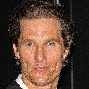 Matthew McConaughey 5 of 10