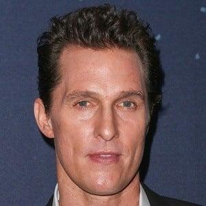Matthew McConaughey 10 of 10