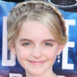 mckenna grace interview