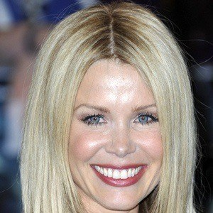 Melinda Messenger 4 of 5