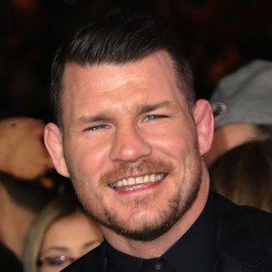 Michael Bisping 2 of 2