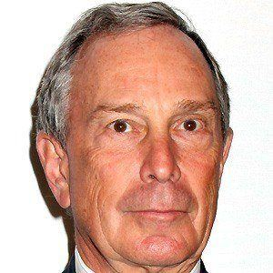Michael Bloomberg 2 of 5