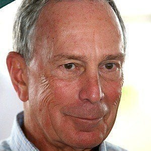 Michael Bloomberg 5 of 5