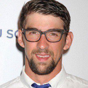 Michael Phelps 5 of 10