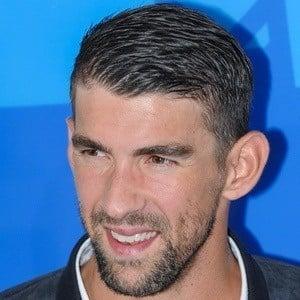 Michael Phelps 6 of 10