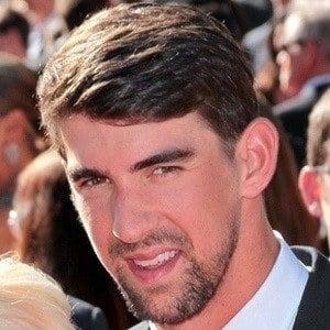 Michael Phelps 7 of 10