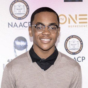 Michael Rainey Jr. 3 of 4