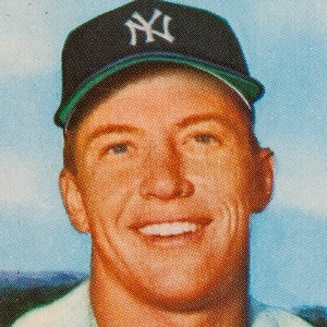 Mickey Mantle 3 of 4