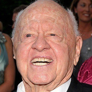 Mickey Rooney 4 of 5