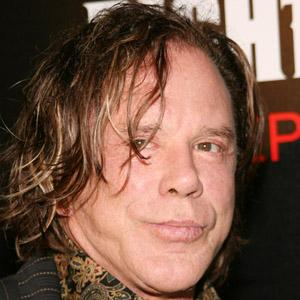Mickey Rourke 9 of 10