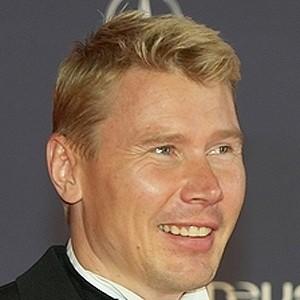 Mika Hakkinen 6 of 6
