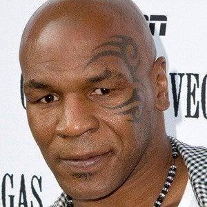 Mike Tyson Headshot 2 of 10