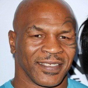 Mike Tyson Headshot 3 of 10