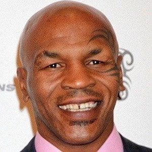Mike Tyson Headshot 4 of 10
