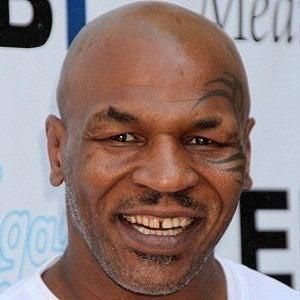 Mike Tyson Headshot 5 of 10