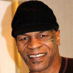 Mike Tyson Headshot 6 of 10