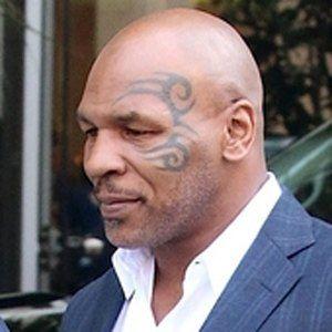 Mike Tyson Headshot 7 of 10