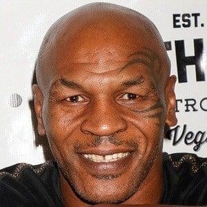 Mike Tyson Headshot 8 of 10