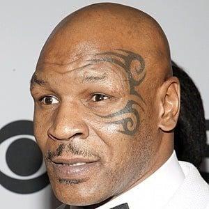 Mike Tyson Headshot 9 of 10