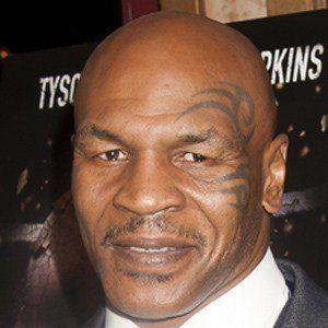 Mike Tyson Headshot 10 of 10