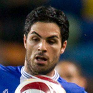Mikel Arteta Headshot 3 of 3